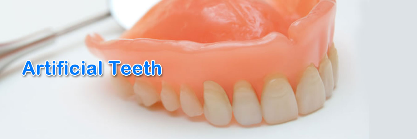 Artificial Teeth | Aswini Dental